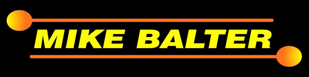 Mike Balter logo 4 Color Black Bkgd